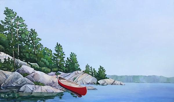 Island Rest by Brigitte Nowak | SavvyArt Market original art