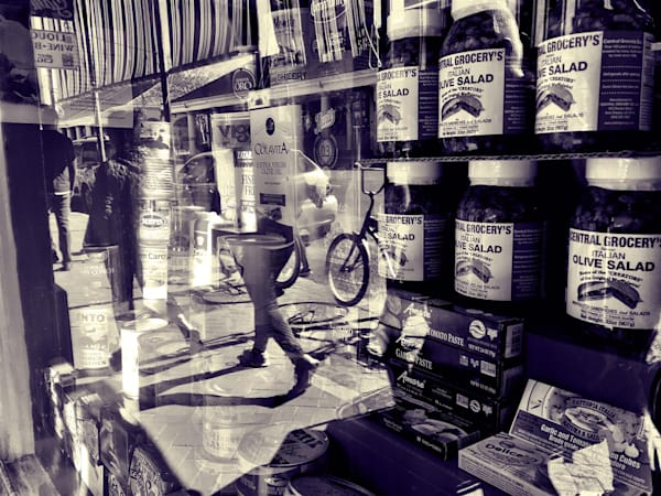 Reflections of Central Grocer