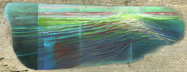 Bending Light Painting by Spencer Reynolds