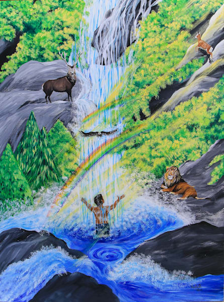 """""""Come Higher with Me"""" by Kimberly Hogan 