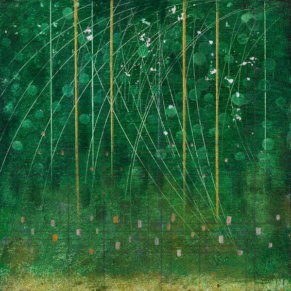 Poem Of Green Art   Freiman Stoltzfus Gallery