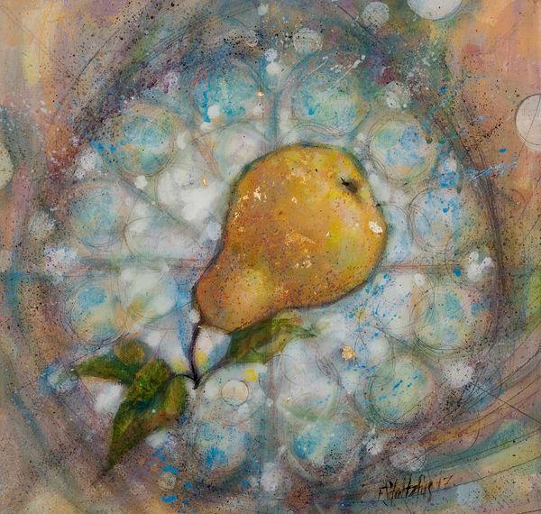 Pear Art | Freiman Stoltzfus Gallery