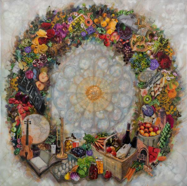 Abundance Wreath