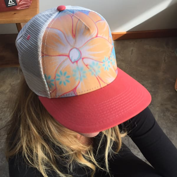 Tabitha Trucker Hat by Spencer Reynolds