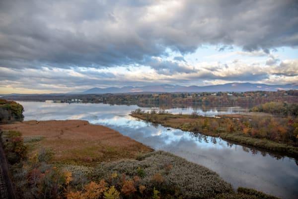 Hudson River from Rip Van Winkle Bridge