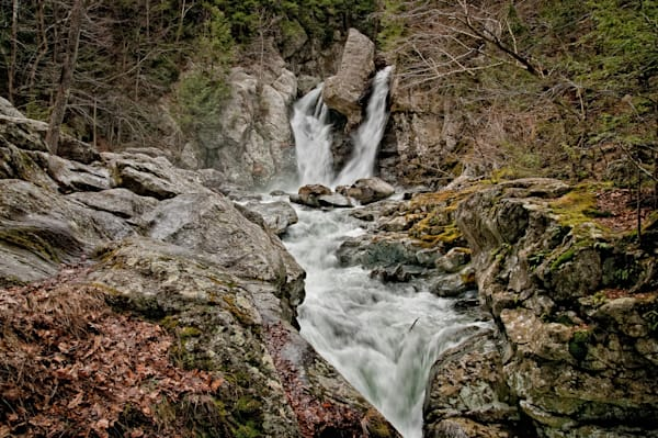 Bash Bish Falls Early Spring