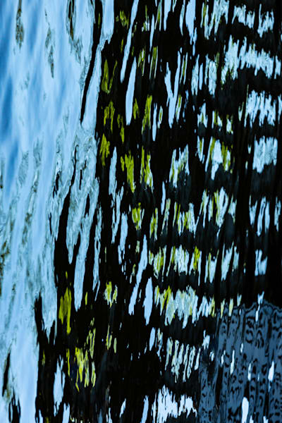 Water Motion # 21 - Abstract Fine Art Water Photographs for sale by Ron Pickering. Great for Interior Design.