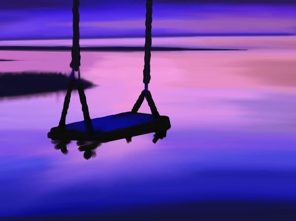 Summer Swing Art | Dave Fox Studios