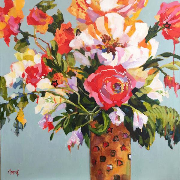 Strawberry Sundae Art | Jill Charuk Art