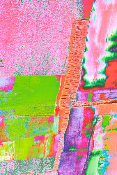 """""""Pink and Orange"""" - Open Edition Print"""