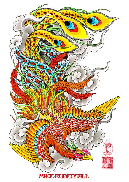 Phoenix Art | Kings Avenue Tattoo