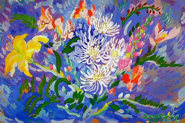 Flowers V Art | Artiste Winery & Tasting Studio