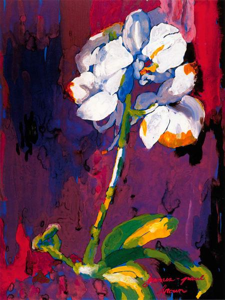 Orchid Art | Artiste Winery & Tasting Studio