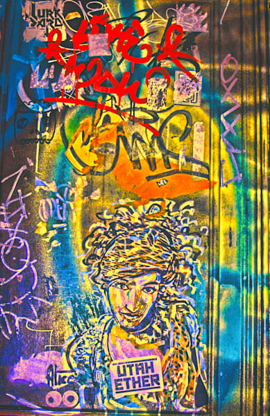 Alice Utah Ether|Fine Art Photography by Todd Breitling|Graffiti and Street Photography|Todd Breitling Art|