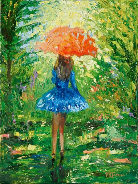 Umbrella Girls Series