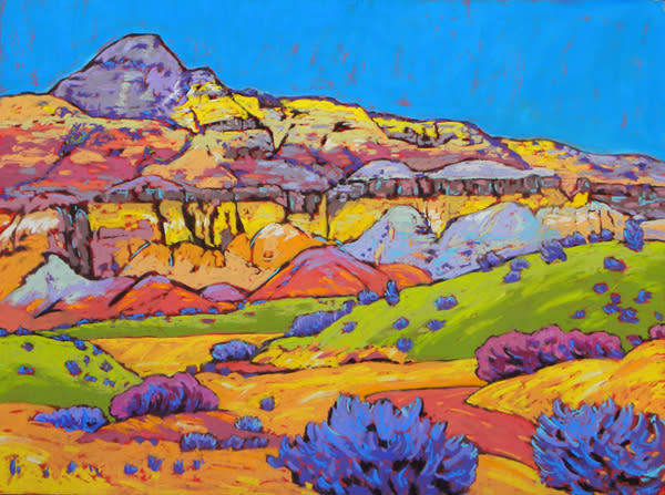 Outside The Ranch 2 Art | Sally C. Evans Fine Art