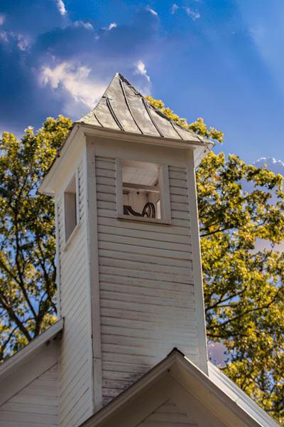 Church In The Cove Art | Artist David Wilson