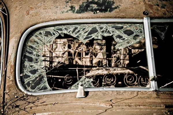 End Of The Road Art | Artist David Wilson