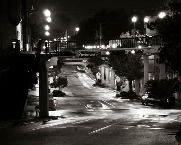 Morristown By Night Art | Artist David Wilson