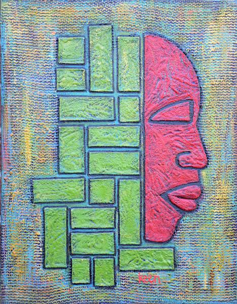 Green Space State Of Mind by Sheryl Keen | SavvyArt Market original painting