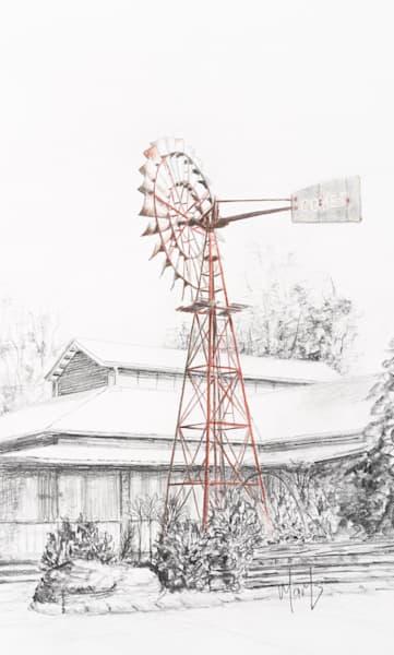 Heritage - Windmill