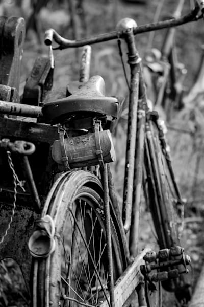 Old Bicycle Photography Art | Patrick O'Toole Photography, LLC