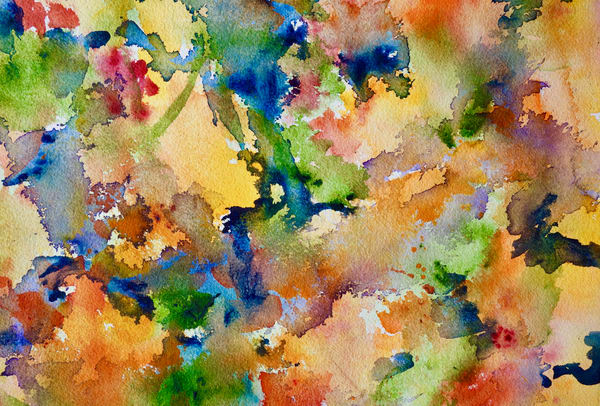 Nasturtium Abstract