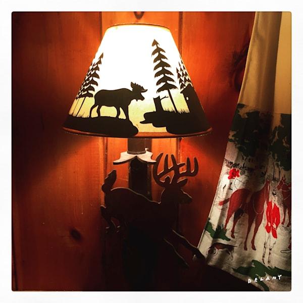 Canadian Lamp Shade Instagram Print