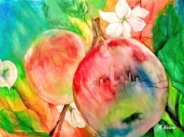 """""""Fruit Of the City"""" by Michael D. Watson 