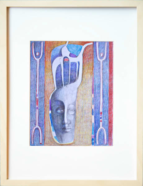 African Drawing-Shades of Africa 03