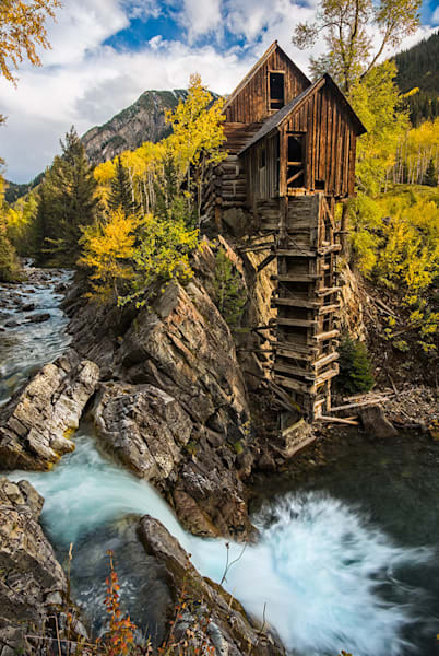 Crystal Mill Photography Art | Casey Chinn Photography LLC