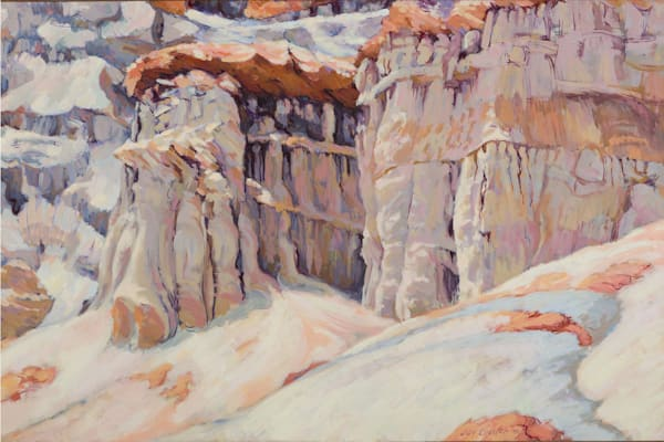 Red Rock Canyon 2 Art | Joy Collier's California Landscape Art