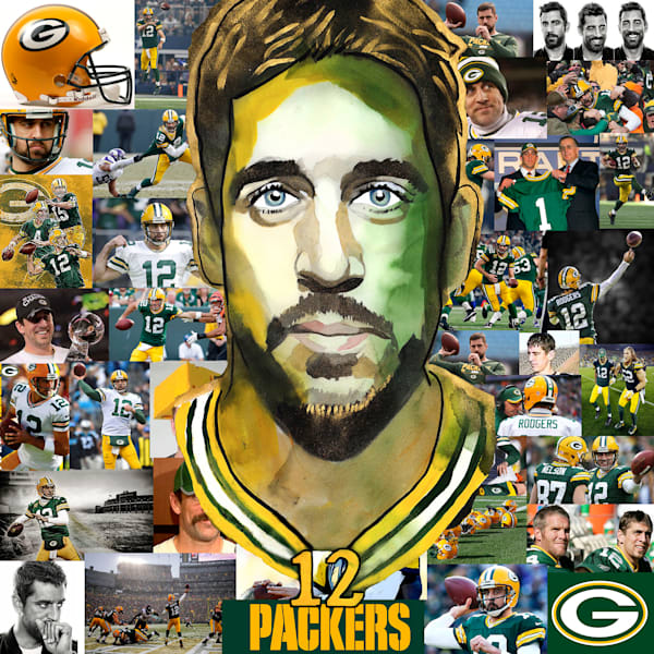 AARON RODGERS POP