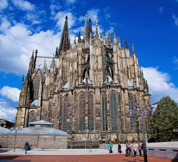 Koln Dom (Cologne Cathedral)