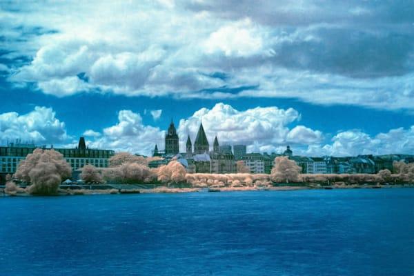 Cities on the Rhine