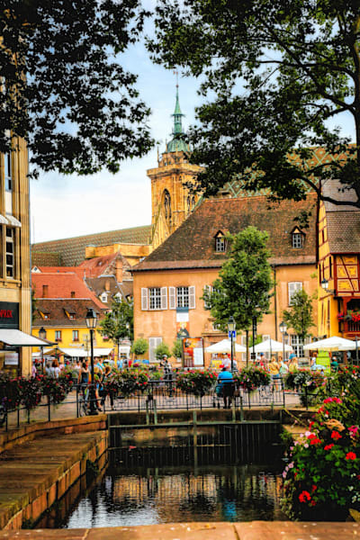 The French Village of Colmar