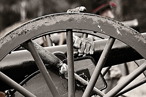canon and wheel