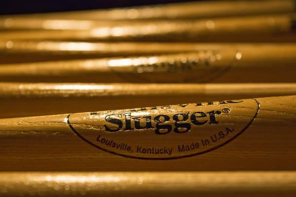 Slugger Art | Willard R Smith Photography