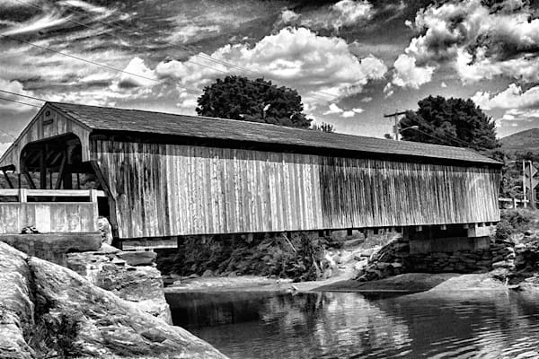 Covered Bridge Photography Art | Peter J Schnabel Photography LLC