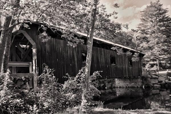 New Hampshire Covered Bridge Photography Art | Peter J Schnabel Photography LLC