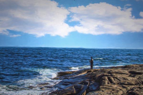 Fisherman's Paradise Photography Art | Peter J Schnabel Photography LLC
