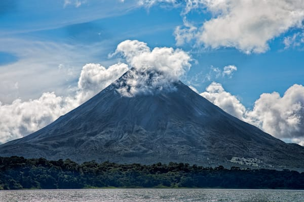 Majestic Mt Arenal
