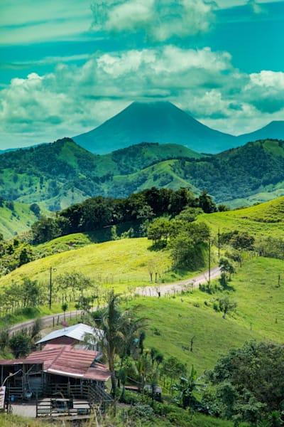 Scenic Costa Rica Photography Art | Peter J Schnabel Photography LLC