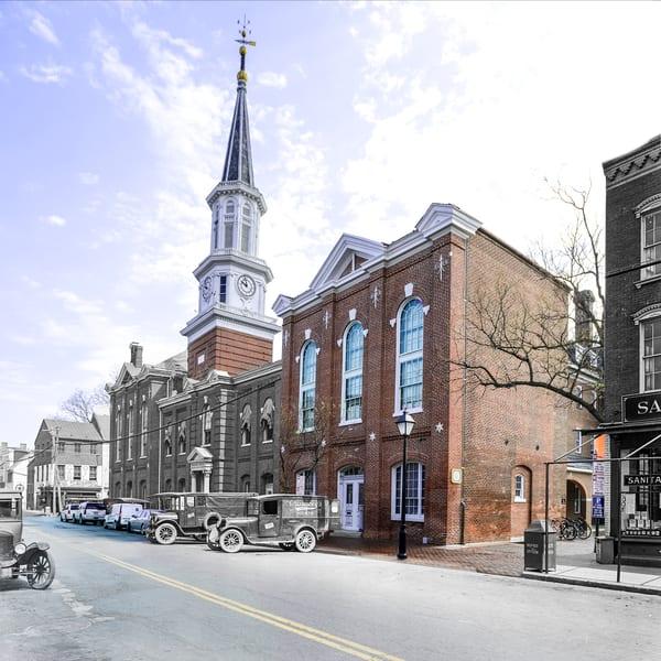 City Hall, Alexandria VA