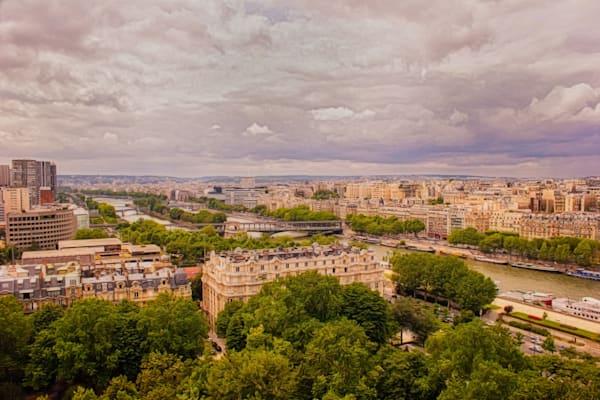 The River Seine Paris France
