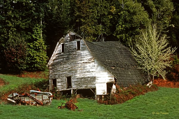 Oregon Barn