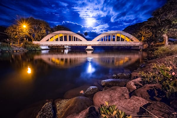 Hawaii Photography  |  Goodnight Haleiwa by Shane Myers
