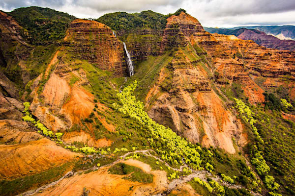 Hawaii Photography  |  Canyon Waimea by Shane Myers