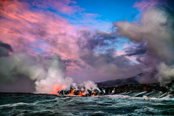 Hawaii Photography  |  Igneous Rising by Shane Myers
