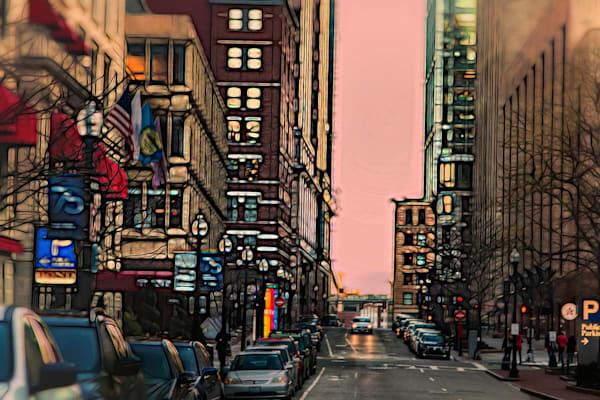 Boston Streets